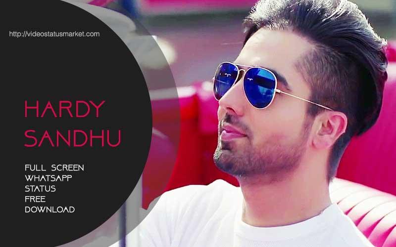 Hardy Sandhu New Video Status Download Video Status Market